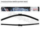 Стеклоочистители BOSCH AeroTwin A821S Power Protection Plus