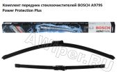 Стеклоочистители BOSCH AeroTwin A979S Power Protection Plus